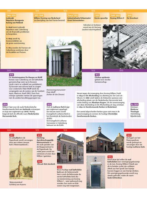Heilige Huisjes voorbeeldpagina